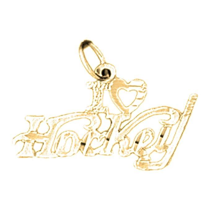 16 mm Jewels Obsession 14K White Gold Rabbit Pendant