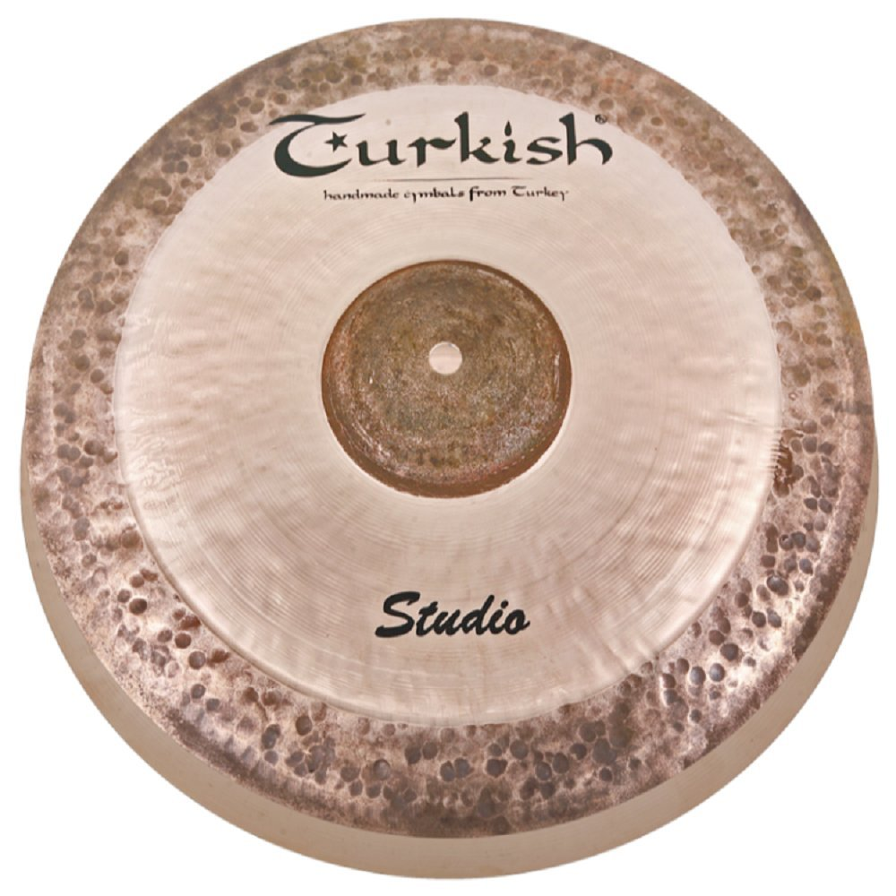 Turkish Cymbals Custom Series 13-inch Studio Hi-Hat * SD-H13   B073X3LWSD