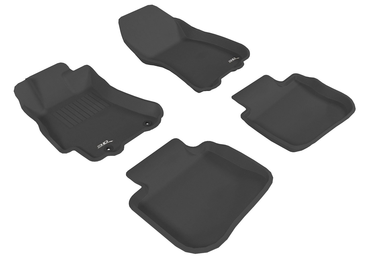 80off 3d Maxpider Complete Set Custom Fit All Weather Floor Mat For Subaru Outback Torque Converter Select