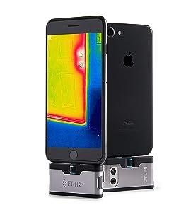 Flir One Gen 3 – Ios – Thermal Camera For Smart Phones