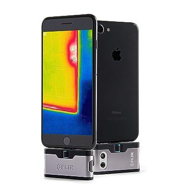 Opinión sobre FLIR ONE cámara térmica para iOS
