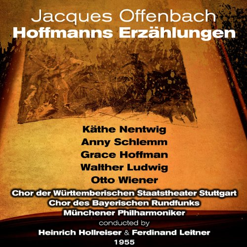 Jacques offenbach hoffmanns erz hlungen for Ui offenbach
