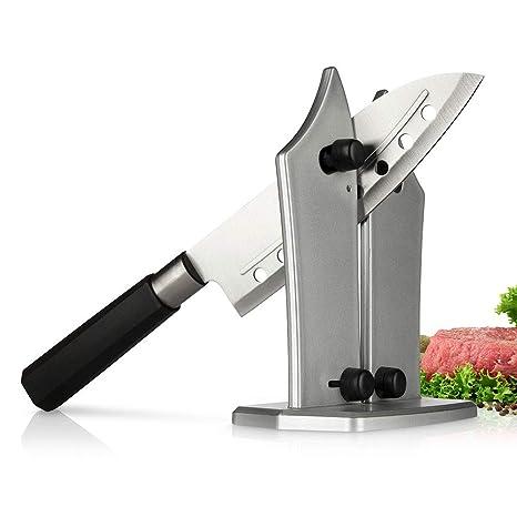 ASM® Afilador de Cuchillos Profesional con 2 Brazos de ...