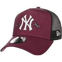 New Era Gorra Trucker MLB Twine York Yankees