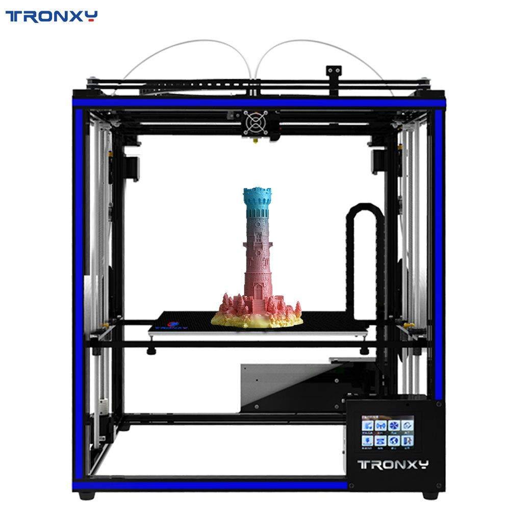 TRONXY X5ST-400-2E - Impresora 3D 2 en 1, juego de extrusión ...