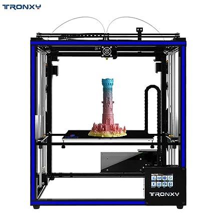 TRONXY X5ST-400-2E - Impresora 3D Extrusión 2 entradas/Salidas ...