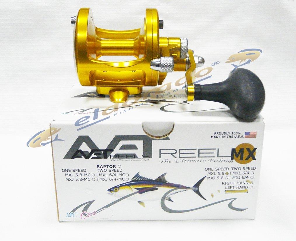 Avet MXL5.8G Lever Drag Conv.Reel