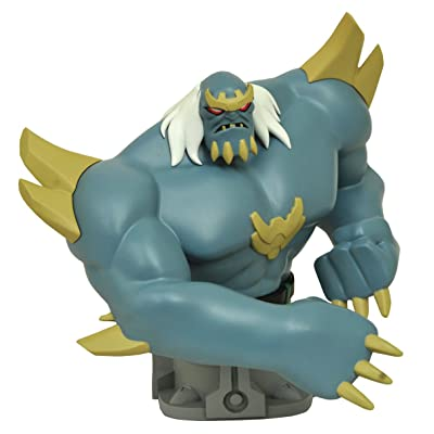 DIAMOND SELECT TOYS Justice League Animated Series Doomsday Resin Bust: Toys & Games