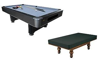 Amazoncom Mizerak Bundle Dakota Slatron Billiard Table - Mizerak outdoor pool table