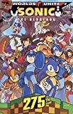 Sonic the Hedgehog #275 Huang Wraparound Variant