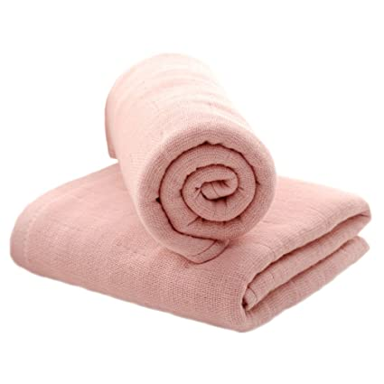 iShop 100% algodón toalla de mano para el hogar, baño, piscina (2