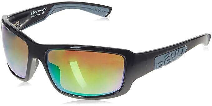 b0b92fff225b7 Amazon.com  Revo Sunglasses Straightshot Polarized Wrap