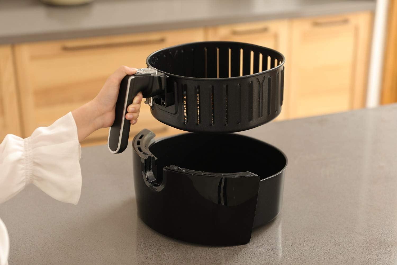 Innsky Air Fryer basket&pan for 55PA1US