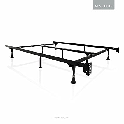 Amazon.com: MALOUF STRUCTURES by Heavy Duty 9-Leg Adjustable Metal ...