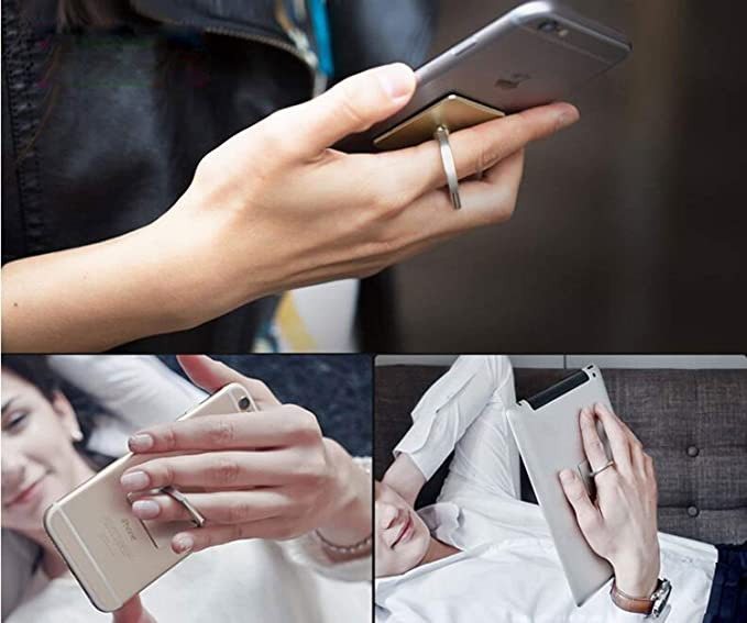 Perfectmiaoxuan Handy Ring Halter Handyhalterung Elektronik