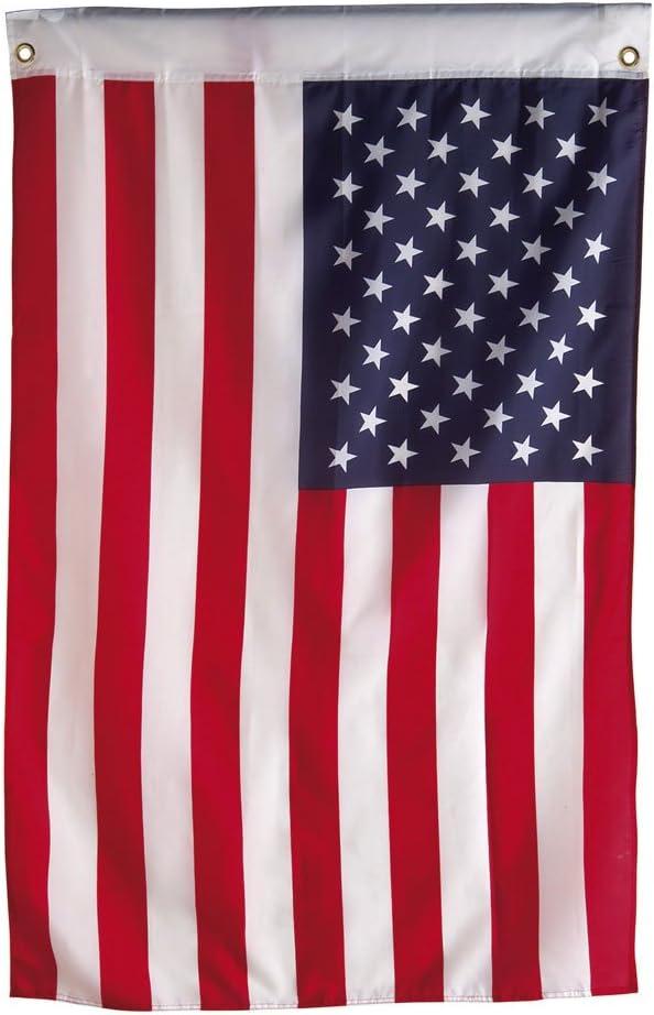 American 2 Sided Garden Flag Size 36 H X 60 W Outdoor Flags Garden Outdoor