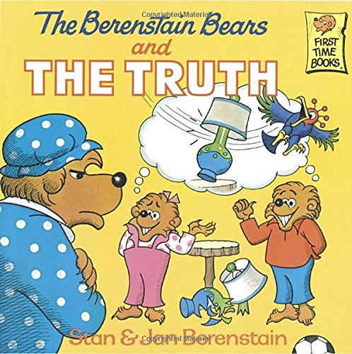 The Berenstain Bears and the Truth (About A Boy Characters)