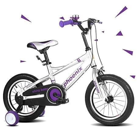 Showkig Regalo de cumpleaños Bicicletas Infantiles 16/14/12 ...