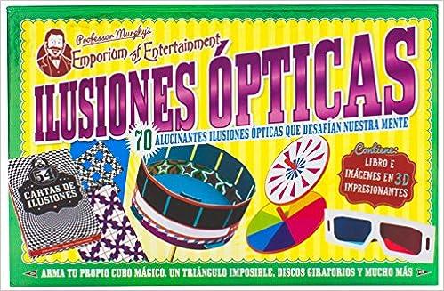 Professor Murphys Ilusiones Ópticas (Spanish Edition ...