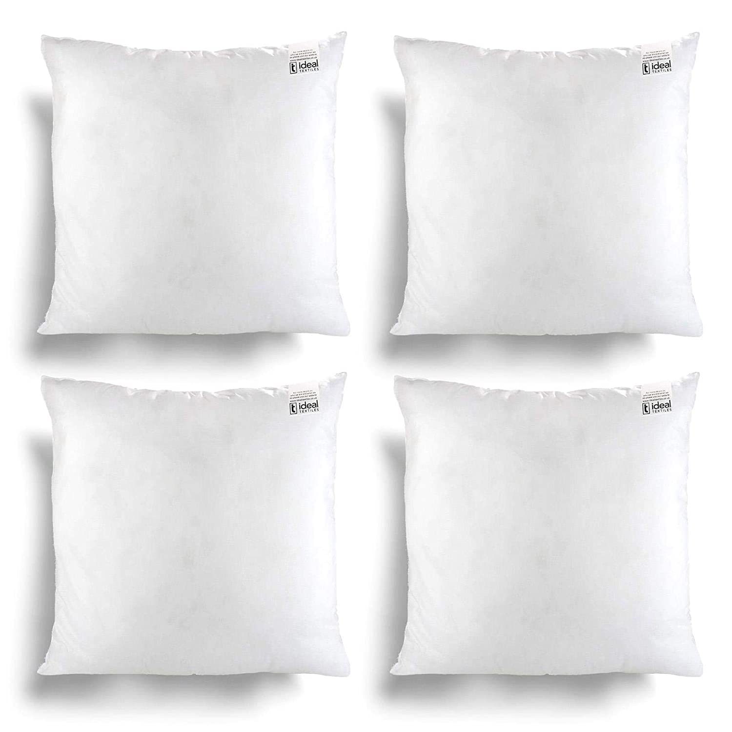 """45cm//18 Inch Cheapest  Hollowfibre Pad 18/"""" x 18/"""" Cushion Pad Filler Inserts"""