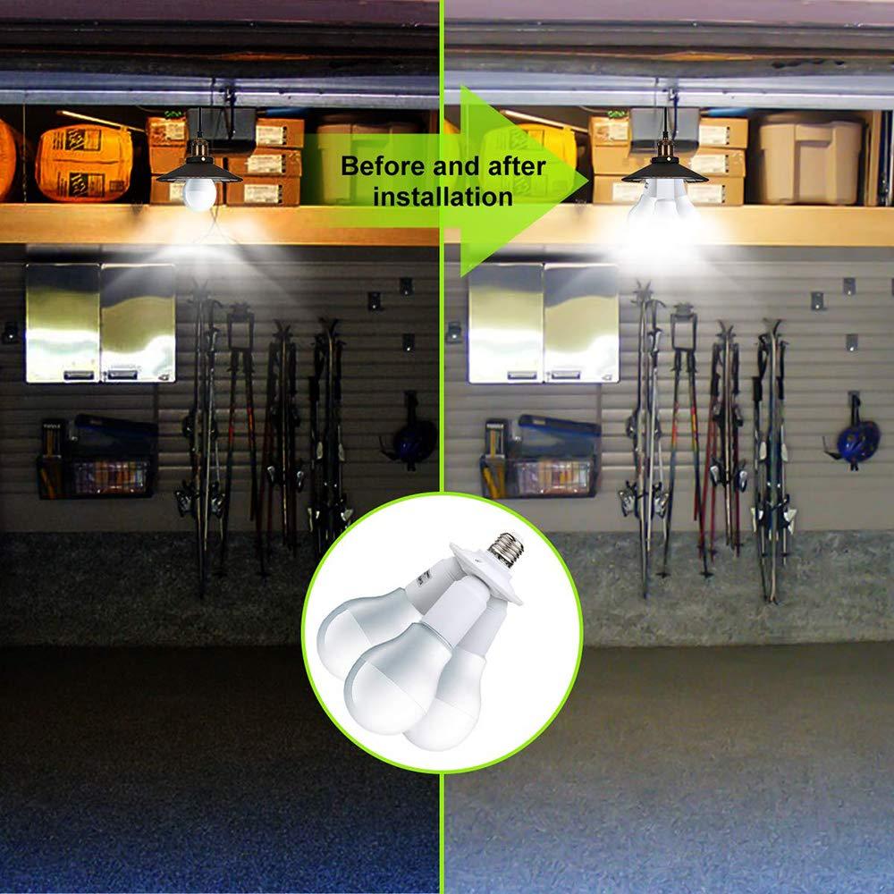 Summer Spider Summer Spider 3-in-1-LED-Leuchtmittel-Adapter f/ür Softbox Gr/ö/ße: 3 in 1