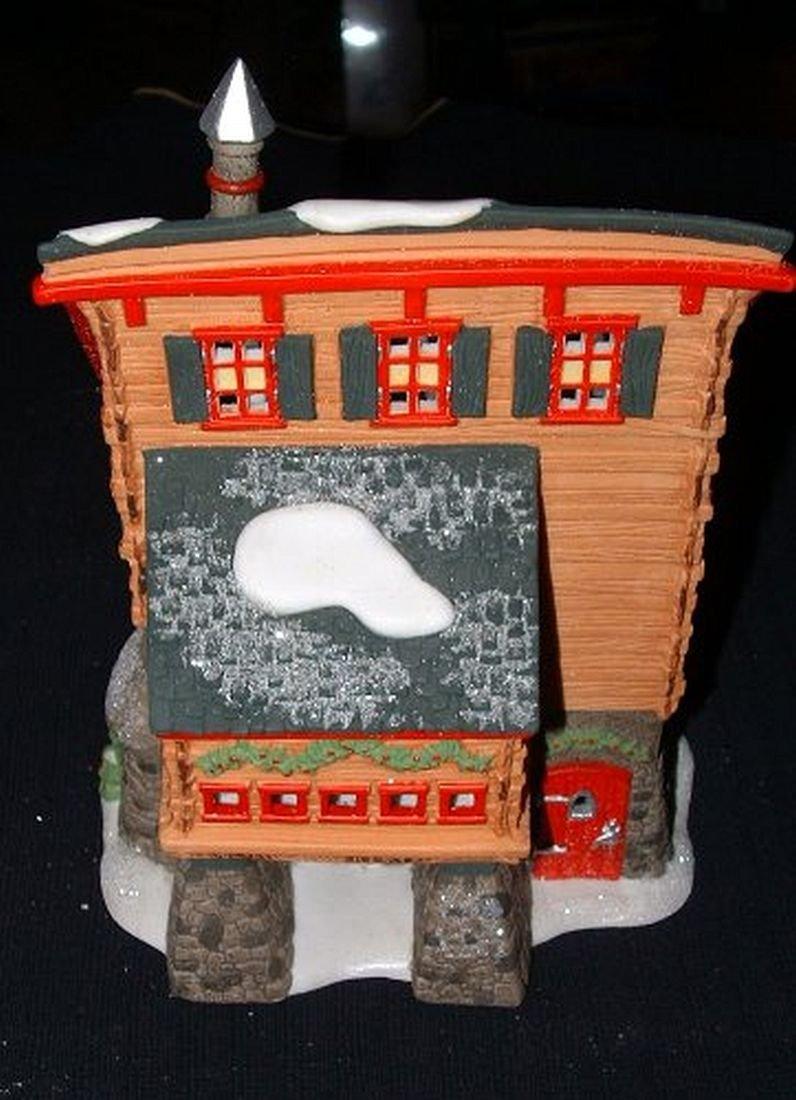 Department 56 North Pole Series Elves' Trade School by North Pole Village (Image #1)