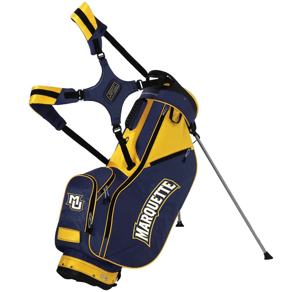 Sun Mountain NCAA College Licensedスタンドバッグ2017 Marquette   B012VHO42E