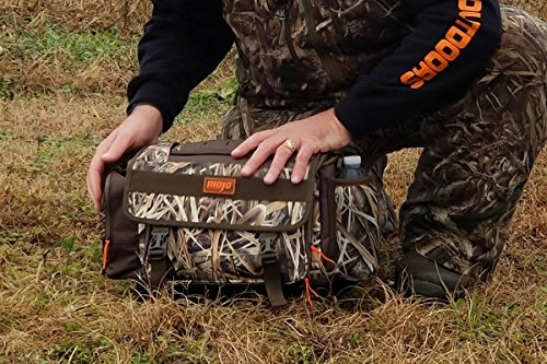 MOJO Outdoors Timber Blind Bag Duck Hunting, Mossy Oak Blades Camo by MOJO Outdoors (Image #3)