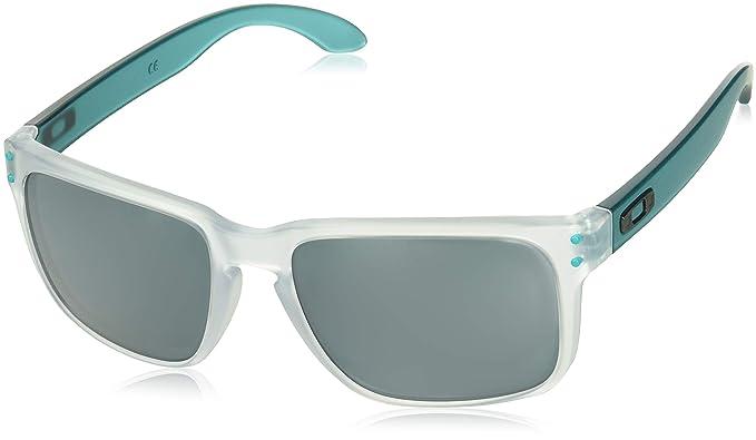 1e4080419 Oakley Men's's Holbrook Sunglasses, Transparent (Transparente), 57 ...