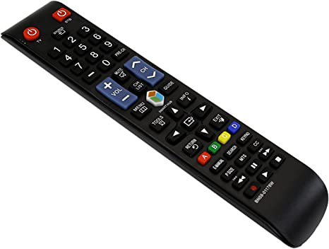 Gmatrix BN59-01178W - Mando a Distancia Universal para Samsung LCD, LED Smart TV: Amazon.es: Electrónica