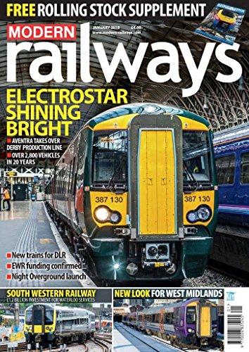 Magazines : Modern Railways