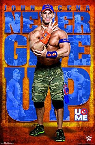 (Trends International WWE - John Cena 17 Wall Poster, 22.375