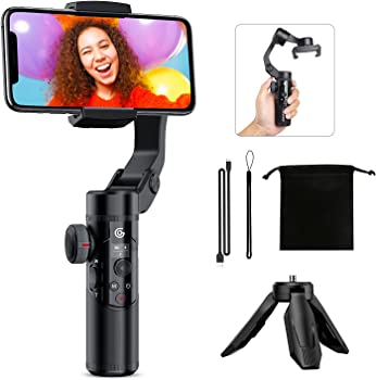C0stakaiser 3Axis Gimbal Stabilizer for Smartphone