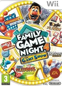 Hasbro Family Game Night 4: The Game Show Edition (Wii) [Importación inglesa]: Amazon.es: Videojuegos
