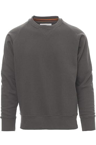Happy Clothing Herren Pullover Sweatshirt Langarm Pulli Ohne Kapuze SML XL 2XL 3XL