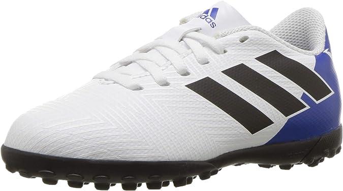 adidas Originals Unisex-Child Nemeziz Messi Tango 18.4 Turf Soccer Shoe