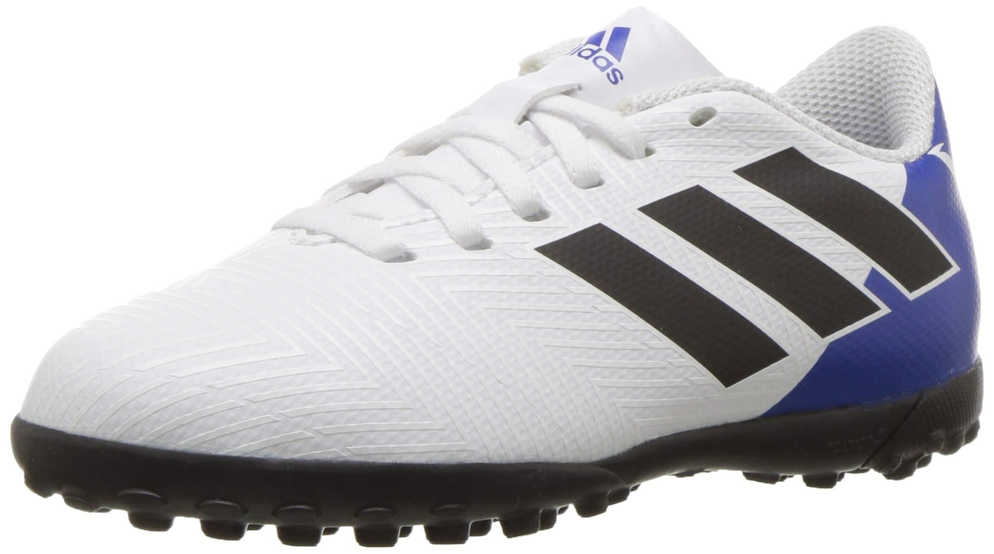 40e37b9e7f Galleon - Adidas Unisex Nemeziz Messi Tango 18.4 Turf Soccer Shoe ...