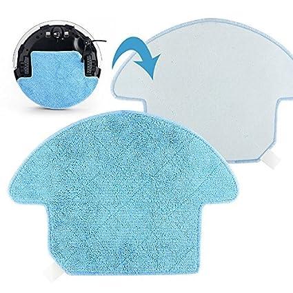 GIVI 1pc Limpieza Profunda de mopas mopa de Repuesto Almohadillas para iLife V7S Robot Aspirador: Amazon.es: Hogar