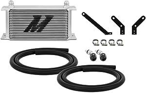 Mishimoto MMTC-WRX-15 Transmission Cooler Fits Subaru WRX CVT 2015+ Silver