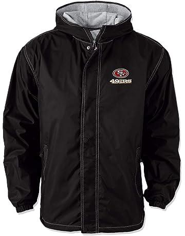 77d5334e1 Dunbrooke Apparel NFL Legacy Nylon Hooded Jacket