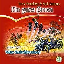 Ein gutes Omen: Der völlig andere Hexen-Roman Hörbuch von Terry Pratchett, Neil Gaiman Gesprochen von: Volker Niederfahrenhorst