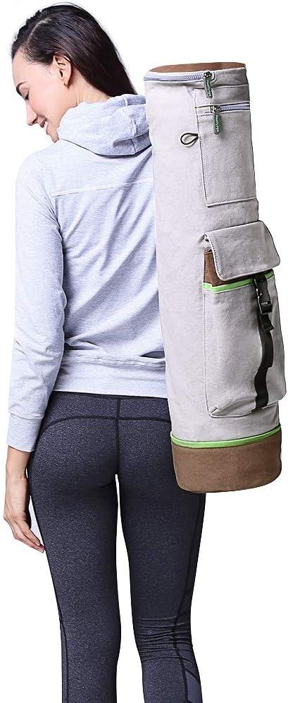 Determining the purpose of using the yoga mat bag