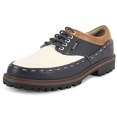 Belivus Side Stitch Point Oxford Shoes Bh152