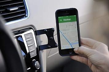 EasyMount Classic - Soporte de Coches para Smartphones o GPS - magnético para Coche Soporte de Smartphone: Amazon.es: Coche y moto