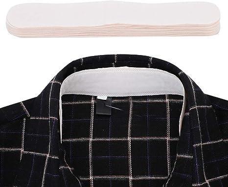 Pegatinas para el cuello, almohadillas de sudor de absorción ...