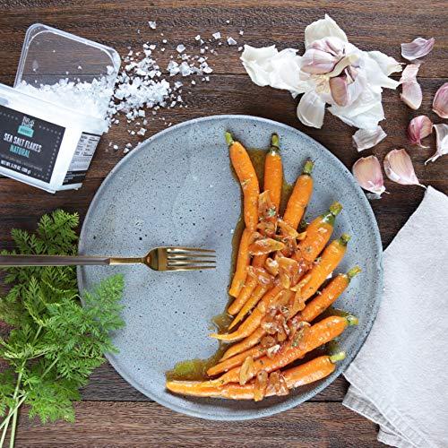 Ajoman Purple Garlic Flow Pack 1 Bulb by Meraki Fine Goods (Image #8)