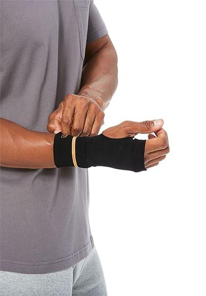 1439be18bf Amazon.com: Copper Fit Men's Big & Tall Compression Wrist Sleeve ...