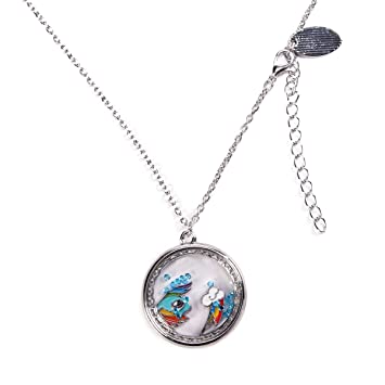 My little pony rainbow dash charm shaker necklace amazon my little pony rainbow dash charm shaker necklace mozeypictures Gallery