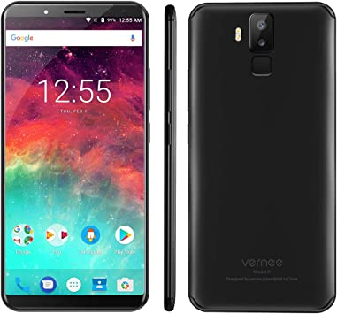 vernee X 【 4GB/64GB 】 4 G Smartphone sin Contrato: Amazon.es ...