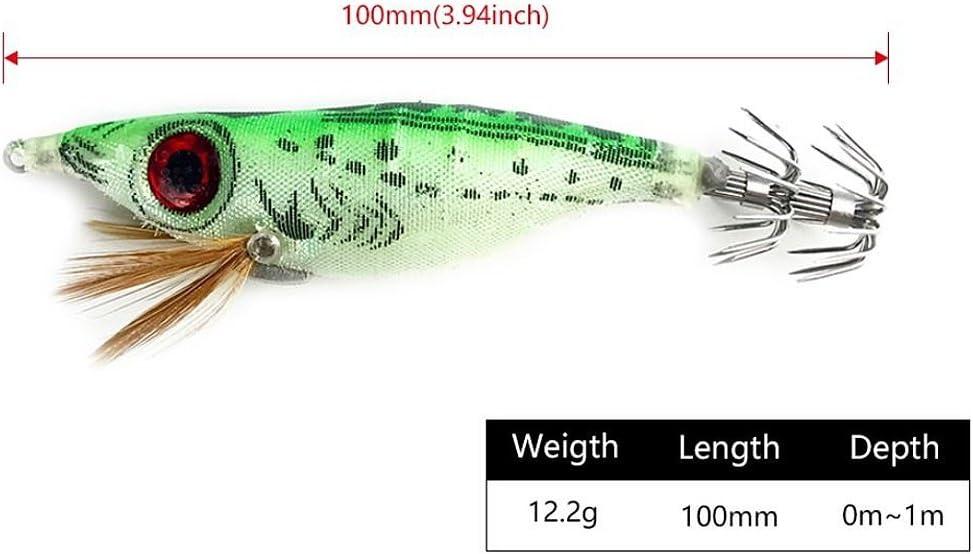 5pcs 30g Lead Casting Jig Metal Slice Fishing Lures Spinning Fishing Hook Baits